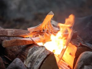 Primitive Fire Starting