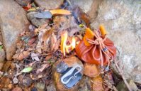 Fire Starter Kit No. 8.2 demonstration by Great Outdoors Adventure
