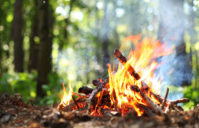 The Best Fire Starter Tool Remains The Flint And Steel