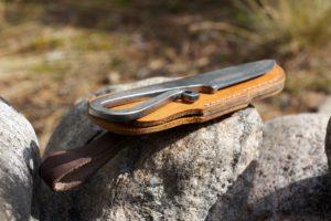 Medieval Knife and Sheath No. 2.1 (photo 04)