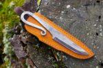 Medieval Knife and Sheath No. 2.1 (photo 08)
