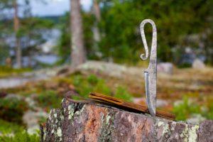 Medieval Knife and Sheath No. 2.1 (photo 09)