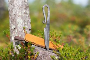 Medieval Knife and Sheath No. 2.1 (photo 12)
